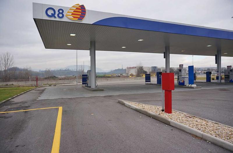 02 - Q8 GAS STATION VIA CASILINA COLLEFERRO