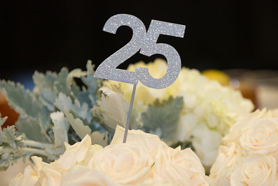 25th Luncheon - May 1, 2014