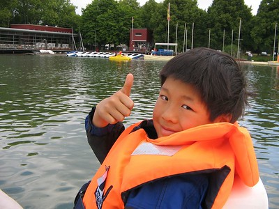 Men's and Boys' Boat Trip