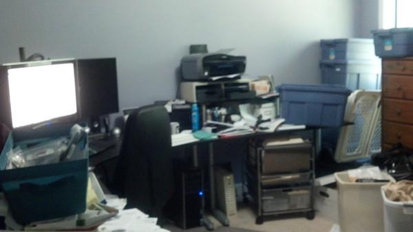 Dawn Office Renovation