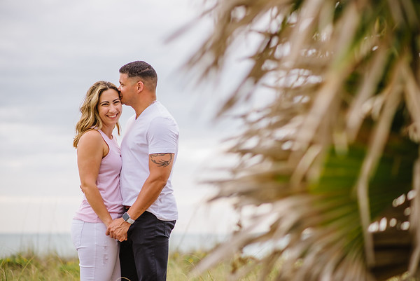 Pass A Grille Beach Engagement Couples Photos