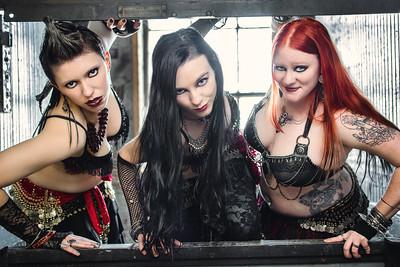 Stygian Sisters Metal Belly Dance
