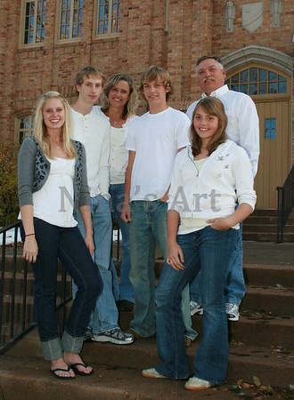 Ball-Cyr Family Pictures