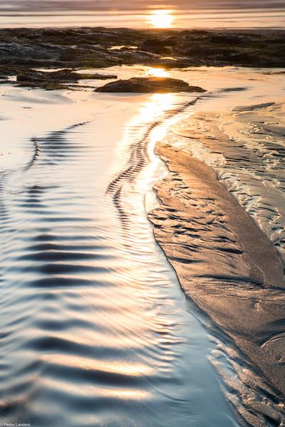 Crackington Haven Sunset