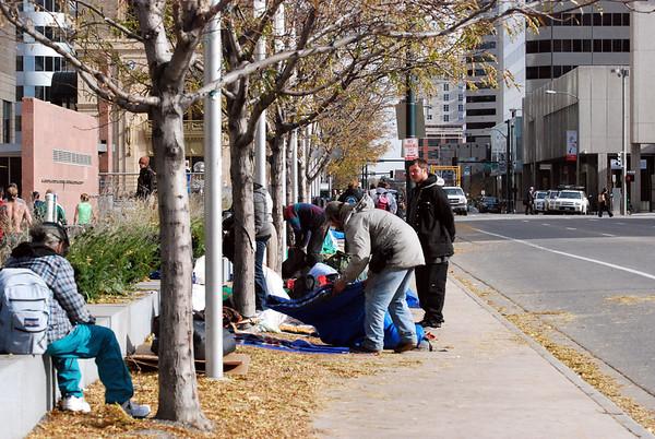 Occupy Denver Nov 5 2011