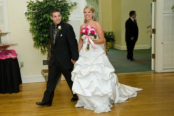 Reception and Departure - Marcus & Sarah