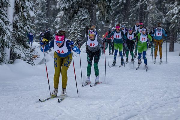 2020 Mt. Hood Skiathlon