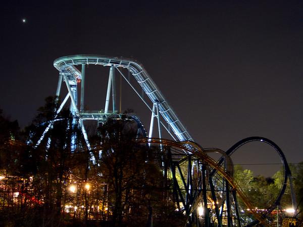 2007 04-06 Busch Gardens (w/ Night Pictures)