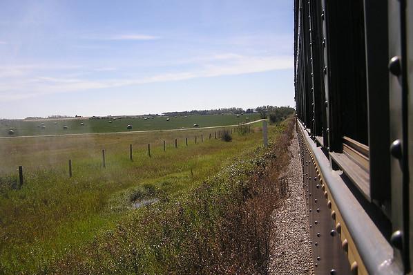 Big Valley Steam Train