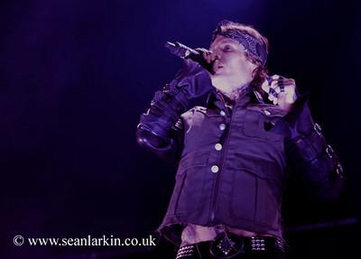 Buckcherry - Capital FM Arena, Nottingham 13-12-2010