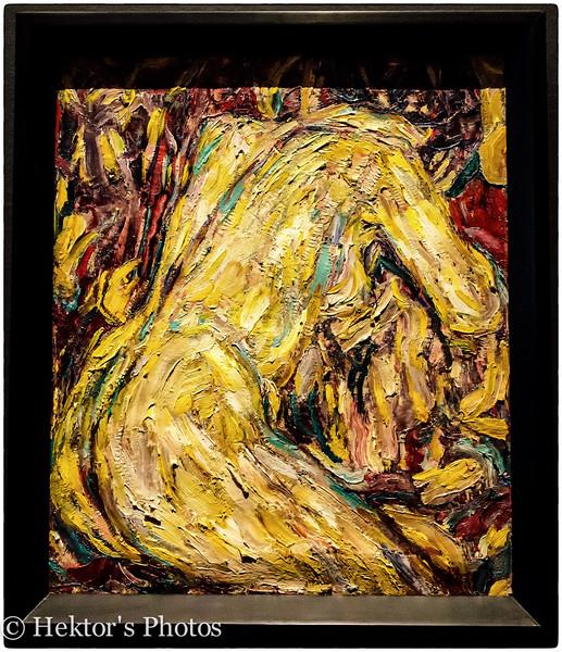 "Christian Rolfs German 1849-1938 ""Nude"" 1911"