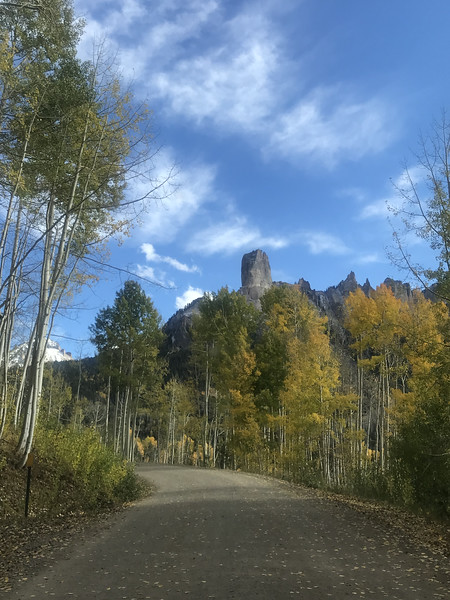 Ouray 10/10 cell