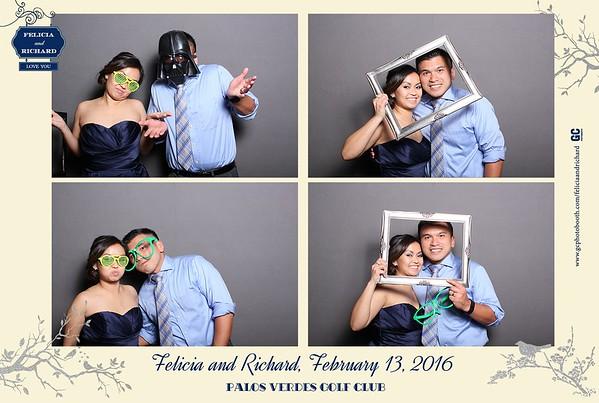 Felicia & Richard Wedding