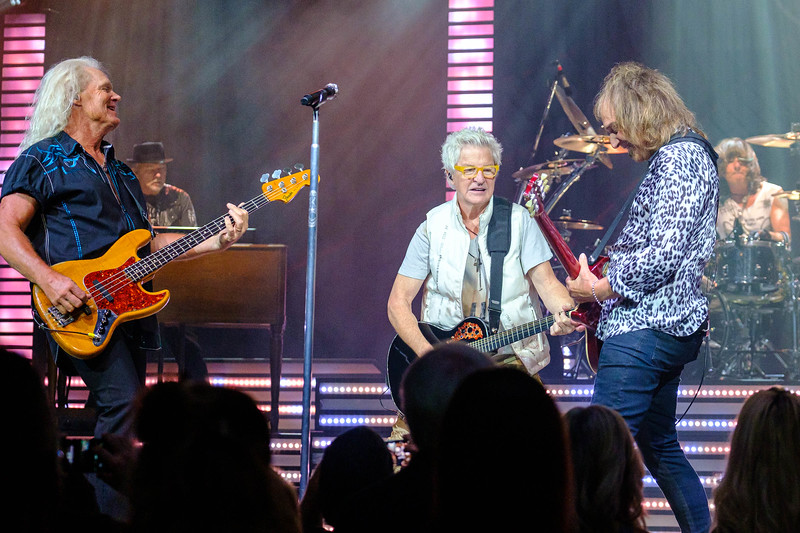 REO Speedwagon show on August 3rd
