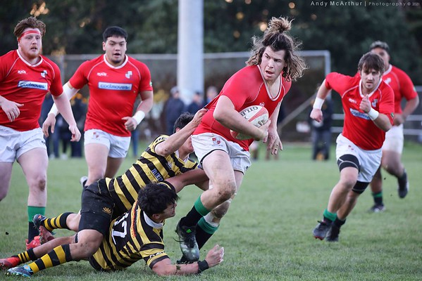 Round 13: MSP (54) - Wellington (12)