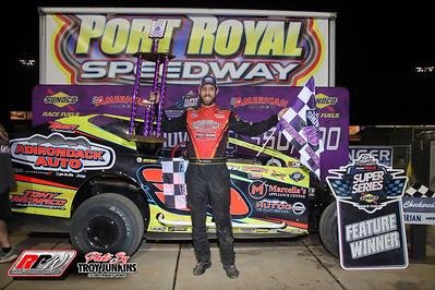 Port Royal Speedway - 10/14/21 - Troy Junkins