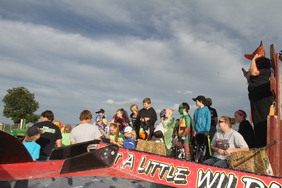 South Buxton Raceway, Merlin, ON, September 6, 2014