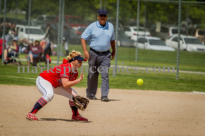 Softball SHS vs CCHS 5-24-2016