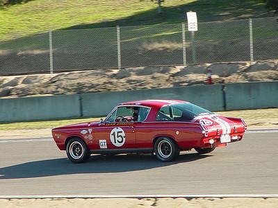Laguna Seca SCCA Vintage Races