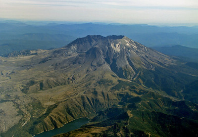 Mt St Helens Volcanic Monument