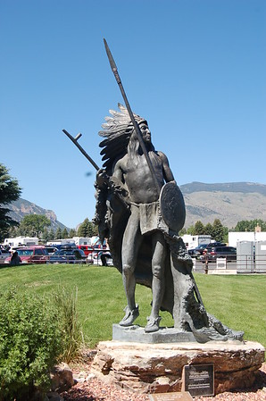 Powwow in Cody WY