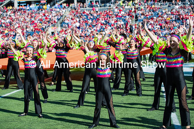2020 All American Halftime Show - PSV