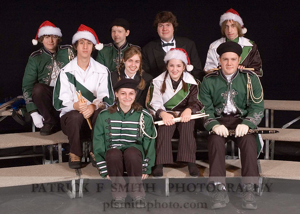 Parkrose  HS Marching Band 2007-2008