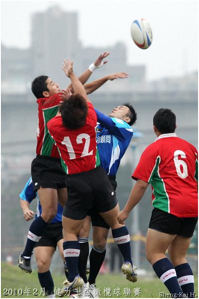 2009-10健力士盃-浪人 VS 歐力富(Ronin vs ORIFU)