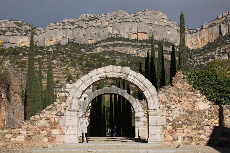 11th century Carthusian monastery