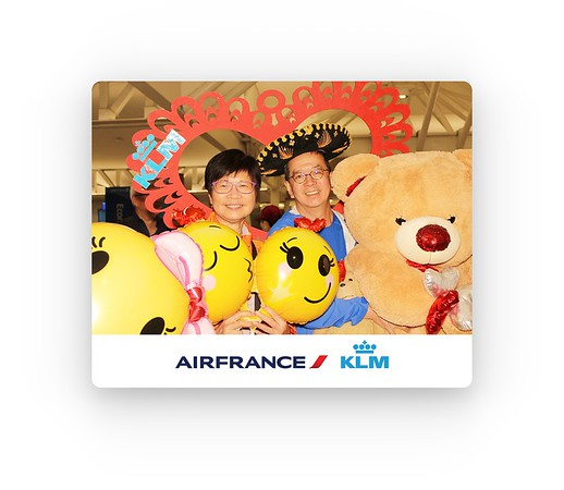14 Febrero / Air France KLM