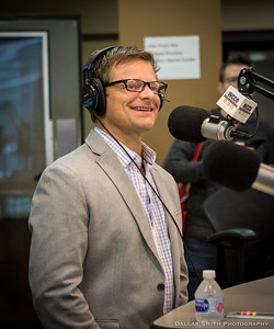 Steve Zahn Radio and TV appearances