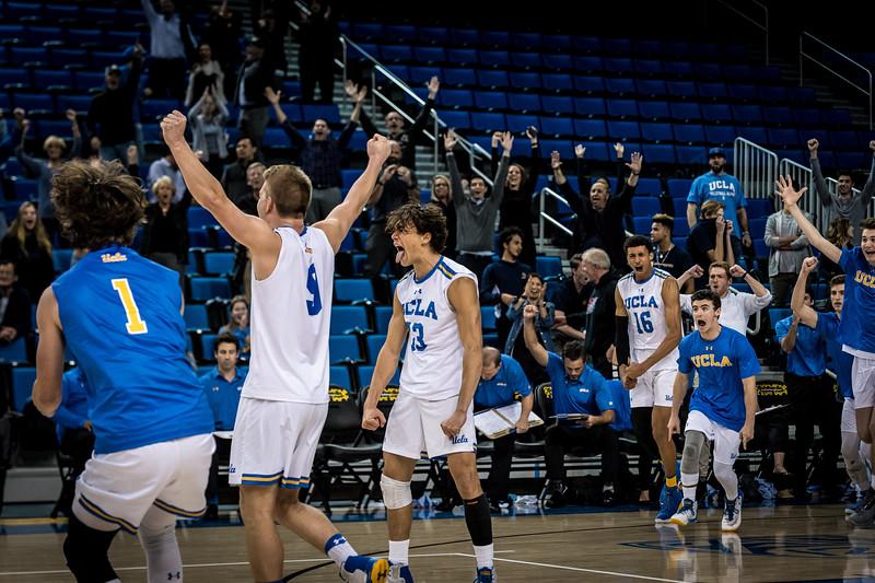 UCLA vs. UC Irvine (2018)