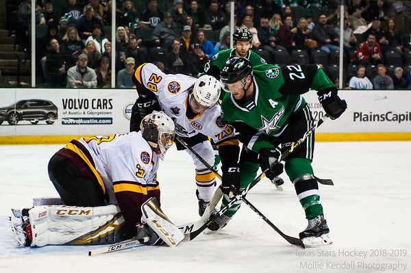 03-01-19 Texas Stars vs Chicago Wolves