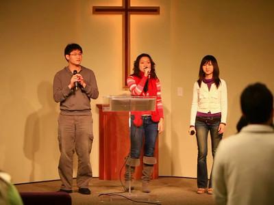 Gospel Music Night 2012