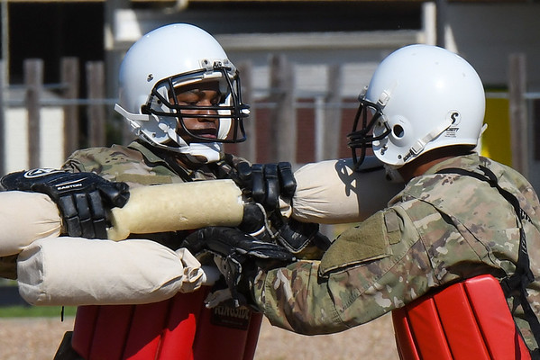 A Troop 5-15 Cav Training