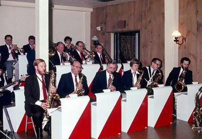 Simsbury Community Dance Band_April 1980