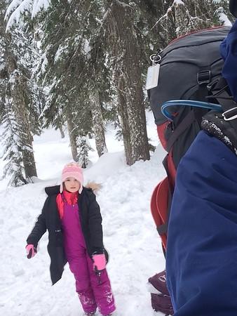 Snow Camping 2017