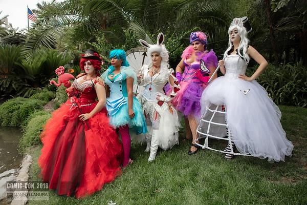 Fantasy Fancy Alice in Wonderland