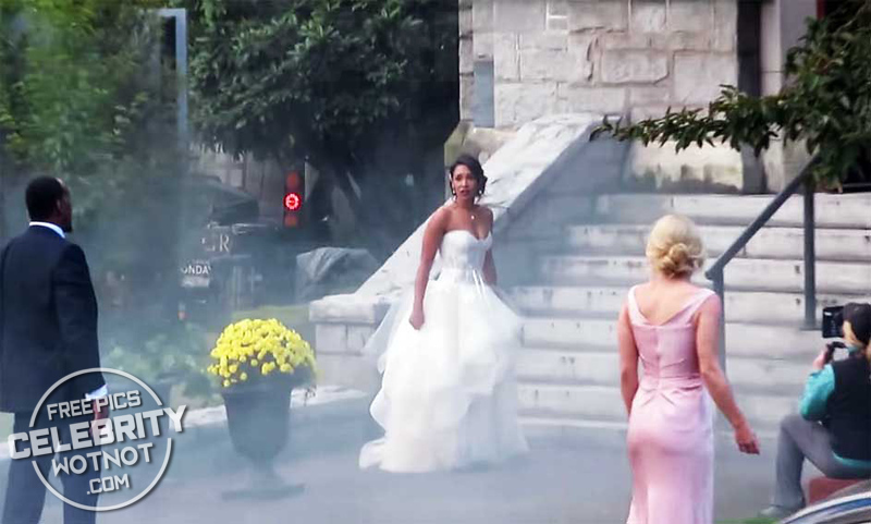 The Flash Wedding With Supergirl: Disaster Strikes For Barry Allen & Iris West