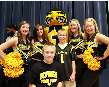 2010 Character Counts HAWKEYE DAY