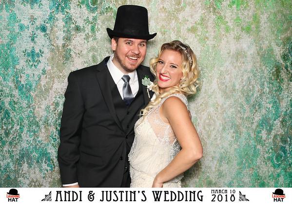 Andi & Justin's Wedding