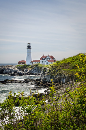 Maine: Traveling The Coastline