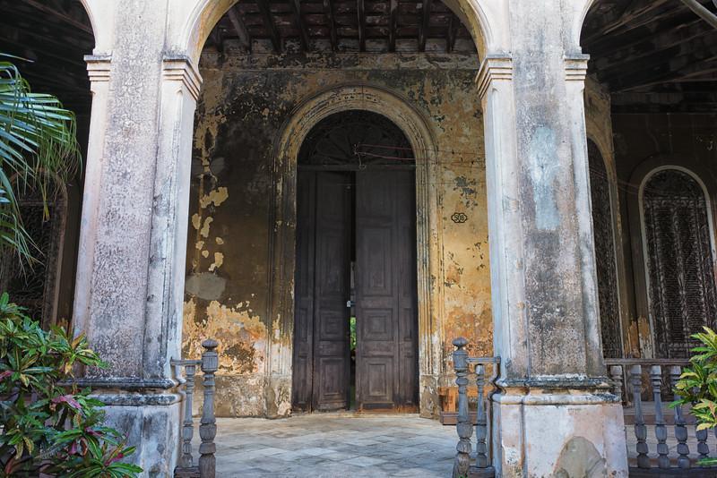 Old home in Havana