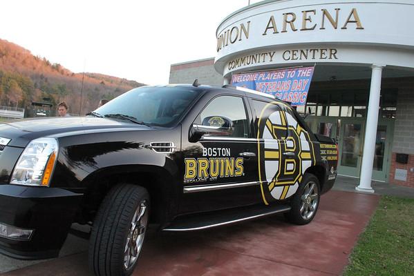 Youth Hockey Bruins Clinic
