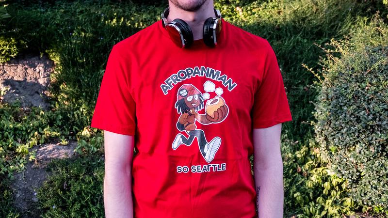 Afropanman Shirts