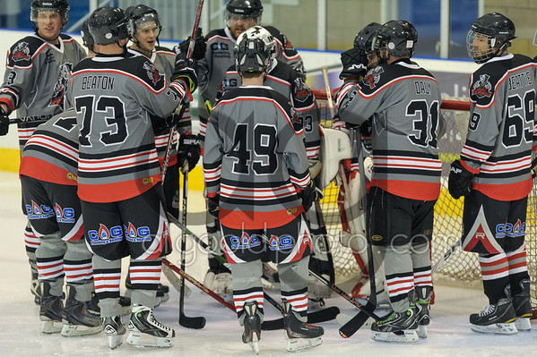 G15 Panthers v Flyers