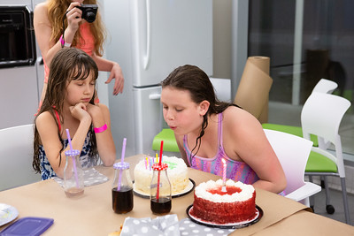 Olivia 11th Birthday Party
