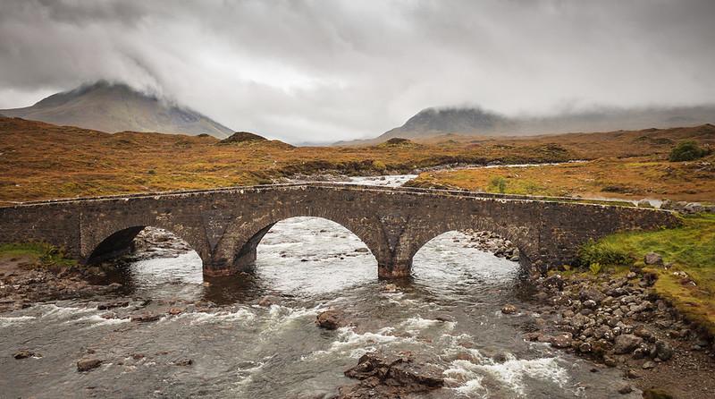 Old Bridge - Isle of Skye