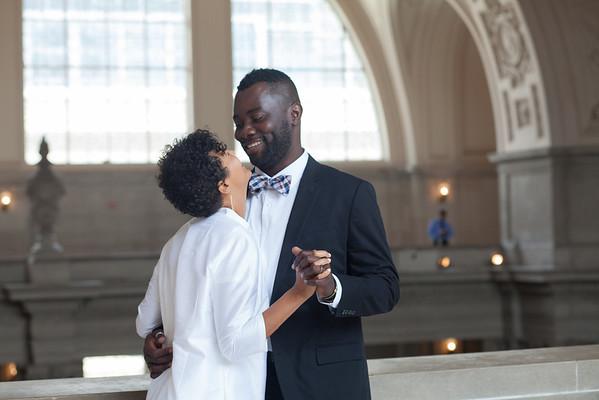 Jacques and Maya's Wedding