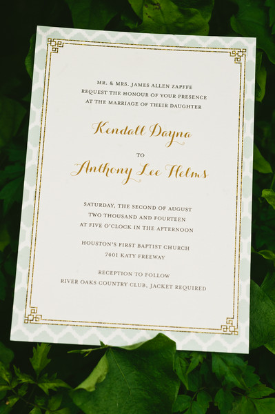 Kendall + Anthony {Married}
